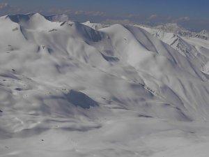 Heli Ski Terrain