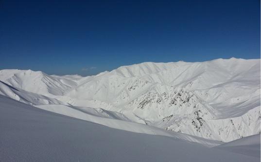 Gulmarg Ski Gebiet