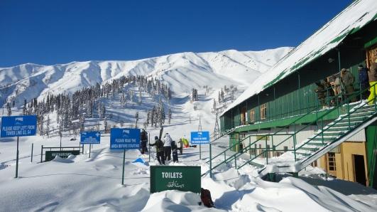 Bergbahnen im Himalaya