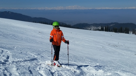 Gulmarg Backcountry Skiing Camps